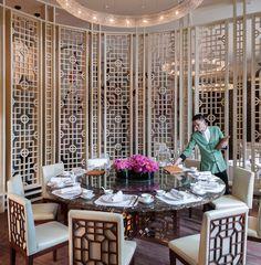 上海浦东文华东方酒店 Mandarin Oriental Pudong Shanghai_极致之宿