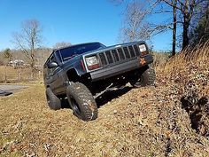 eBay: 1998 Jeep Cherokee MANUAL 4 Door Jeep Cherokee VERY RARE #jeep #jeeplife usdeals.rssdata.net