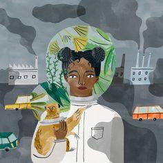 Bodil Jane Illustrates for UNICEF