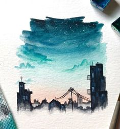 10 must-follow watercolor Instagram artists | watercolor inspiration| watercolor art | watercolor for artists #watercolor #art #artisthue