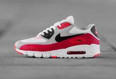 Nike Air Max 90: Barefoot