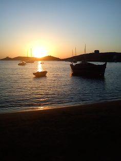 Tzia, Vourkari. Macedonia, Beautiful Sunset, Greece, Heaven, Outdoors, Earth, Island, Places, Summer