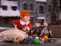 rankin bass | Santa Claus Viene a la Ciudad - Rankin Bass (1970) - YouTube