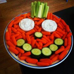 A healthy snack for