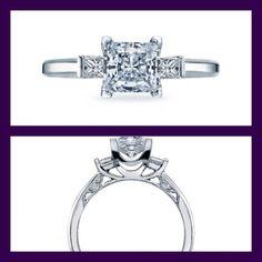 Beautiful, yet simple ring.