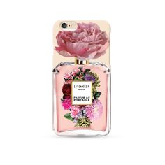 IPHORIA COLLECTION Parfum au Portable Flower Bouquet für Apple iPhone 6/6s 1