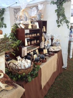 Great display set up! Take note for market stalls or #handmade shows #roadshows