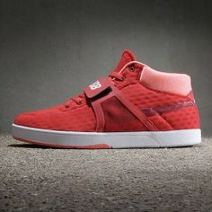 Nike SB Eric Koston Mid, Color: R/R Red Clay/Team Red