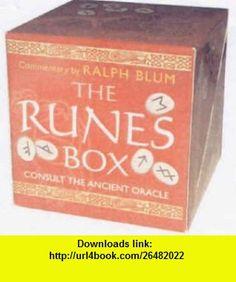 The Runes Box (Bookinabox) (9781859062364) Ralph Blum , ISBN-10: 1859062369  , ISBN-13: 978-1859062364 ,  , tutorials , pdf , ebook , torrent , downloads , rapidshare , filesonic , hotfile , megaupload , fileserve