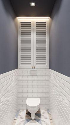 Small Toilet Design, Bathroom Design Small, Bathroom Interior Design, Small Downstairs Toilet, Small Toilet Room, Room Wall Tiles, Rustic Home Design, Modern Farmhouse Bathroom, Homemade Home Decor