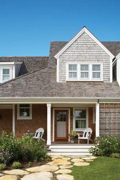 Cottage on Nantucket   Inspiring Interiors