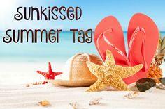 Sunkissed Summer Tag