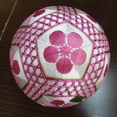 Japanese Temari: Meeting kindred sisters in Kanazawa - was it a dream?