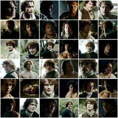 The many faces of James Alexander Malcolm MacKenzie Fraser