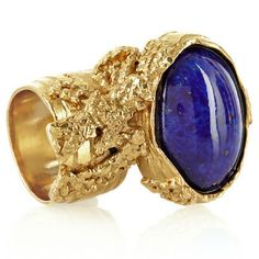 One of our absolute favourite pieces of jewellery at Red HQ, YSL's uber desirable Arty Ring is a classic. Click the picture for more cocktail ring inspiration or visit Redonline.co.uk