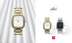 Nixon: The Shelley | Spring 2013 Early Release—Available now on Nixon.com