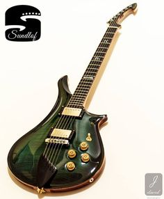 Sundlof Guitars Harpoon