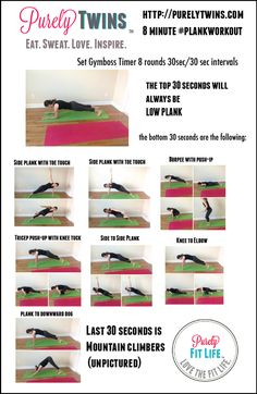 most effective ab workouts – collection of our plank workouts