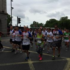 Well done to all of our British 10k London Run runners yesterday!   Find your next challenge at http://teensunitefightingcancer.org/what-can-you-do/challenges/