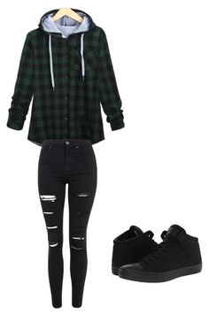 """Untitled #46"" by flower-boy on Polyvore featuring Topshop, Converse, women's clothing, women's fashion, women, female, woman, misses and juniors"