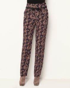 See by Chloe Floral Print Pants - Made In Italy at Modnique.com