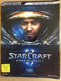 StarCraft II by Blizzard and BradyGames Staff (2010, Paperback)
