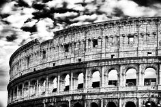 The Colosseum Photograph by John Rizzuto