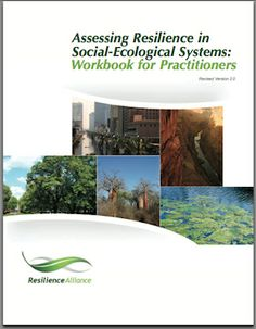 A workbook for practitioners - uses strategic questions and activities to assess resilience in social-ecological systems. The approach involves constructing a conceptual model of a system that includes resources, stakeholders, and institutions, and identifies potential thresholds between alternative systems states in order to provide insight into factors that build or erode a system's resilience (See also accompanying Wiki: http://wiki.resalliance.org/index.php/Main_Page)