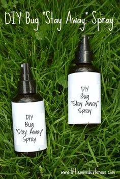 DIY Bug Spray at Inspiration Monday - Inspire and Be Inspired | Refresh Restyle