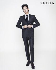 Kim Soo Hyun (김수현) for ZIOZIA (지오지아) 2012 F/W #16 #KimSooHyun #SooHyun #ZIOZIA