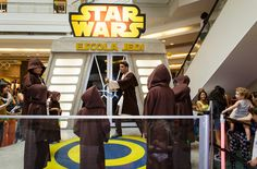 Parque Star Wars Experience chega ao Shopping Tijuca | Jornalwebdigital