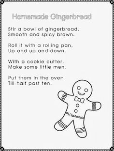 Gingerbread men on Pinterest | Gingerbread Houses, Activities and ...