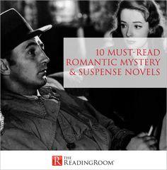 10 Must-Read Mystery & Suspense Novels