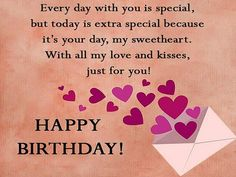 Happy Birthday Wishes For Husband _ Romantic Birthday Messages For Husband - My Wishes Club Happy Birthday Love Quotes, Happy Birthday Wishes For Him, Romantic Birthday Wishes, Birthday Wishes For Girlfriend, Birthday Wish For Husband, Birthday Wishes Cards, Birthday Greetings For Boyfriend, Bday Wishes For Husband, Diy Birthday Ideas For Him