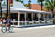 the Waterfront Restaurant. Anna Maria Island--- my favorite place on the island <3