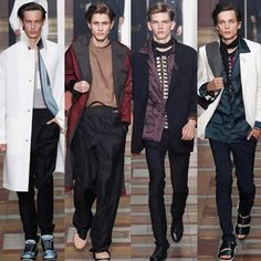 #lanvin  #paris #pfw #ss15 #mensfashion #menswear #menaccessories #menscollection  #runway #model #fashion