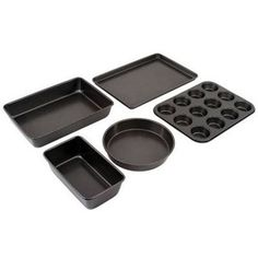 Oneida Non-Stick 5 Piece Bakeware Set