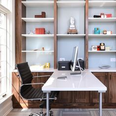 Check out 13 home offices that are stylish enough to make you feel like a captain of industry— even if you're just paying bills in your PJs.