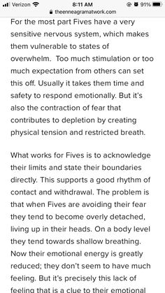 Type 5 Enneagram, Quotes From Novels, Istp, Personality Types, Note To Self, Best Self, Nervous System, Introvert, Prompts