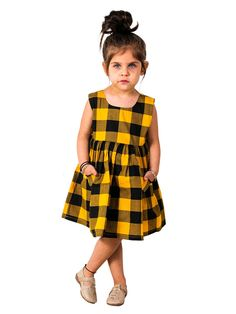 Check Me Out Dress at Foreverkidz