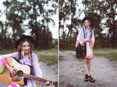 ♡Anita Kurkach♡ - Sheinside Dress, Sheinside Bag, Choies Hat, Romwe Shoes - Young & Free!