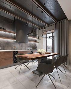 200 Industrial Loft Vibe Ideas In 2021 Interior Design Industrial Loft House Interior