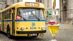 Le Brussels Beer Bus pour un tour décalé de Bruxelles - 7SUR7.be