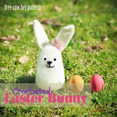 Free Crochet Pattern - Little Easter Bunny