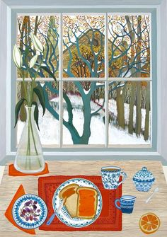 Melissa Launay Marmalade on Toast and an Orange 2012