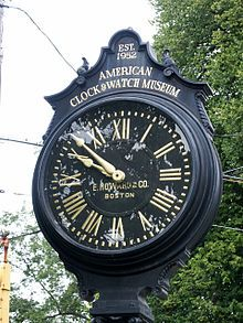 American Clock & Watch Museum - Bristol, CT