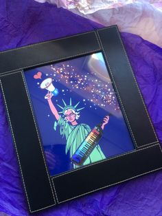 Beauty Style, Statue Of Liberty, Keyboard, Originals, Pop Art, Lounge, Collections, Rainbow, Female