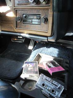 cassette tapes :))