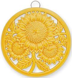 Sunflower Decorating Ideas for Kitchen