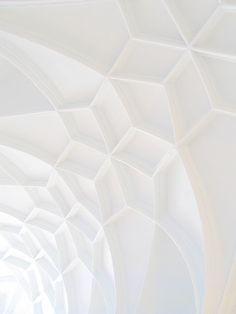 White beautiful structure